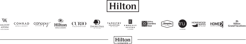 Hilton Family of Brands